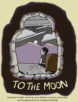 To The Moon: 6 Million Subscribers by kyon003