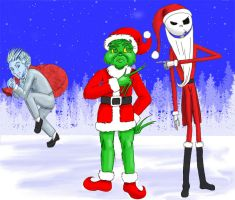 Who Stole Christmas This Time? by EmeraldTokyo