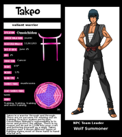 HSV : Takeo by Sorceress2000