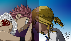 Caged [NaLu] by SrngDrgn