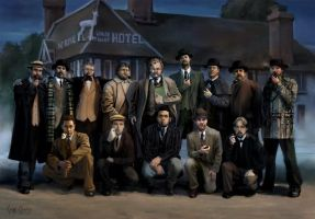 The Chestertonians by sideache