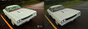 1969 Dodge Super Bee 2minuteReTouch by kerimheper