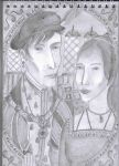 Lord and Lady Bellamy by Barbarella17