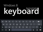 Windows 8 Keyboard by MetroUI
