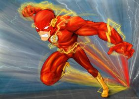 Flash by shamserg