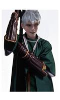 Slytherin Jack Frost by insyirah321