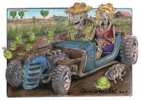 Cabbage Guard by HorcikDesigns