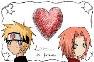 NaruSaku.LoveIsForever. by AmiFire