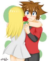 KH: For you? by Little-MissMidnight