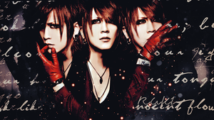 Ruki Wallpaper THE DECADE by ParanoiaGod69