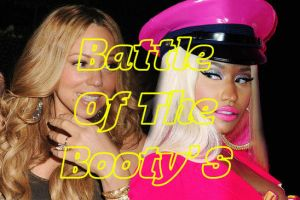 Mariah Carey Vs Nicki Minaj by incredibleB