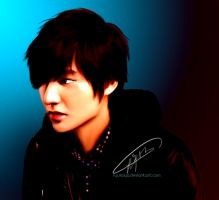 Lee Min Ho: Invisible by ryukaya