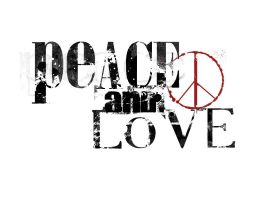 Peace and Love by olivv