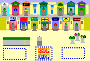 Shop Til You Drop Ideal Set 8 Bonus by JDWinkerman