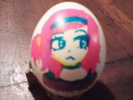 Amy Egg!! by Agent-Jin