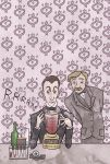 Holmes and Watson Modern Curiosities by SmudgeThistle