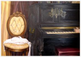 My piano by nino4art