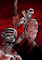 Army of Darkness by System-of-a-Chris
