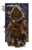 Hakima by CrescentMoon