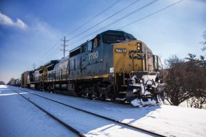 CSX by RollingFishays