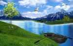 Premade background 89 by lifeblue