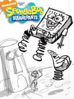 SpongeBob Spring Rough by shermcohen