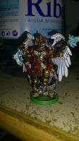 Dante conversion from the Blood Angels by Danhte