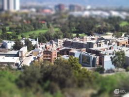 UniversalStudio-tiltshift by ArtOfPedL