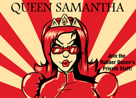 Queen Sammy's Rubber Empire by Redflare500