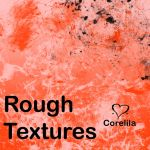 Rough Textures Brushes by corelila