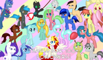 Ion - Tumblr Milestone 100+ Followers by kawaiipony2