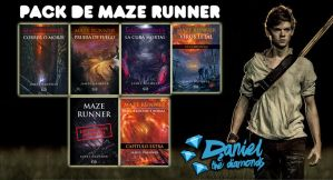 Pack 6X1 - Maze Runner Saga + Extras [PDF Spanish] by SeguricarlEditions