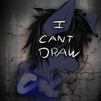 I Can't Draw by Snow-Fangs