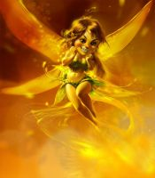 pixie by dron111