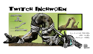 Twitch Inchworm by hawthorne-cat