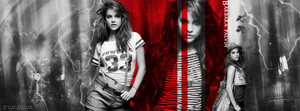 Barbara Palvin Cover by CraigHornerr
