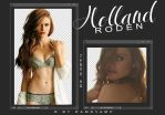 Holland Roden | PNG Pack by damnVamp