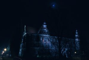 Silenced By The Night by Nusio21