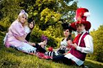 Tea Party by Insomniatic-cosplay