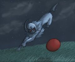 Night chaser by KestrelWings