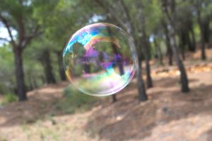 bubble impression by Pethack