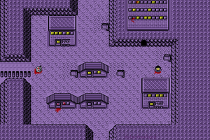 Lavender Town: Night by dylrocks95