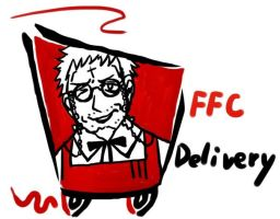 fujimoto fried chiken delivery by Q67