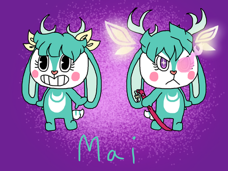 Happy Tree Friends: Mai by jonna1215