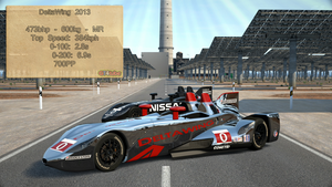 GT6 - DeltaWing 2013 - Stats by GT4tube
