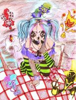 hey little juggalette by charly-d-squirrel