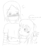 OCs : Cutie couple by Shindy-SNH