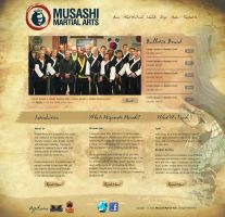 musashi martial arts by manujg