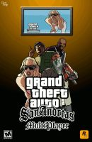 GTA - San Andreas Multiplayer Poster ! by OmriStyle