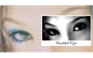 Beautiful Eyes by crazySmiley
